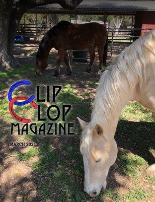 Clip Clop Magazine - March 2021   Vol.10 #10