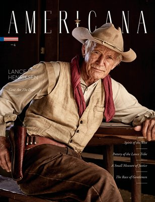 Americana Magazine - Gone Are The Days - Issue #4