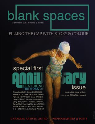 Blank Spaces - September 2017
