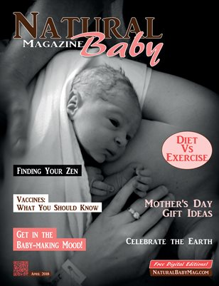 Natural Baby Magazine April 2018