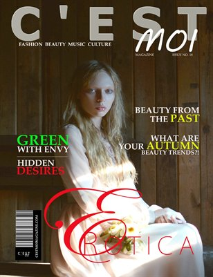 C'est Moi Magazine Issue Eighteen