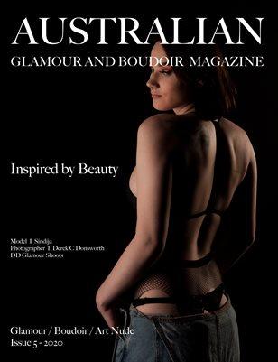 Australian Glamour and Boudoir Magazine - Edition 5