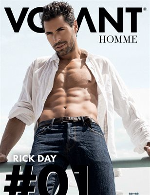 VOLANT Homme - #01 Debut | Cover 1