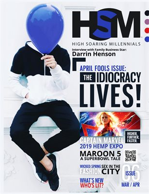 HSM Magazine Mar/April2019