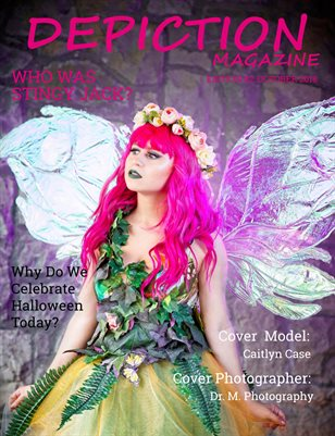 Depiction Magazine Issue 2, Halloween