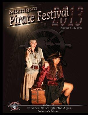 Michigan Pirate Festival Magazine Vol 3