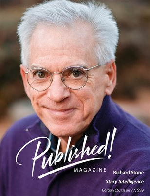 PUBLISHED! #15 Excerpt featuring Richard Stone!