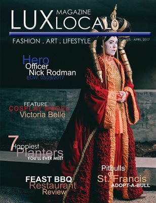 LUX Local Magazine Vol 5 (Print Version)