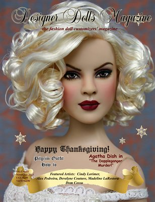 Designer Dolls Magazine - November 2013