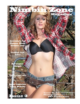 Nimbin Zone Magazine ISSUE #3