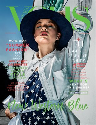 VOUS Magazine | The July Fashion & Beauty Edition | Vol.2 | 2021