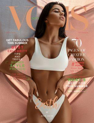 VOUS Magazine | The June Fashion & Beauty Edition | Vol.5 | 2021