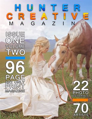 Hunter Creative Magazine - Issue One: Volume Two