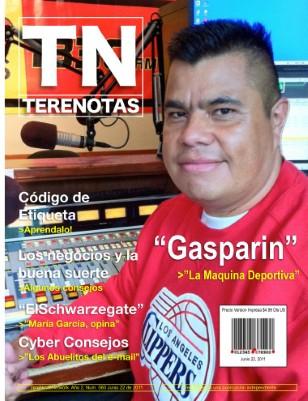 """Gasparin... """"La Maquina Deportiva"""""""