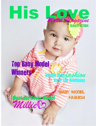 His Love Model Magazine (Baby Issue)