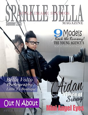 Sparkle Bella Magazine Summer Issue 2015