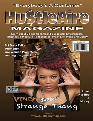 Hu$tleaire Magazine Issue 8