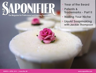 Saponifier Magazine: March/April 2015