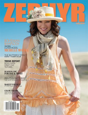 ZEPHYR Magazine - Jul. 2014 [Issue #21]