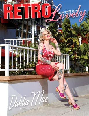 Old Hollywood Volume No.8 – Dahlia Mae Cover