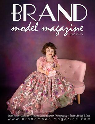 Brand Model Magazine  Issue # 519