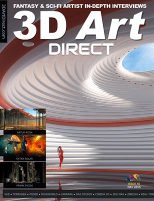 3D Art Direct Issue 50