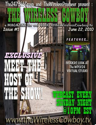 TheWirelessCowboy.tv - Yearly Print/Digital Subscription