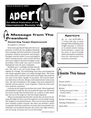 APERTURE, 2005, Issue 10