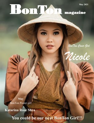 Bonton Magazine May 2021 Issue