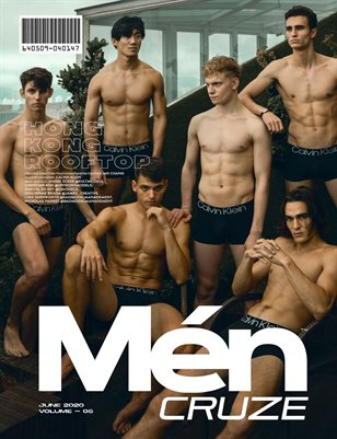 JUNE 2020 Issue (Vol: 05) | MEN CRUZE Magazine