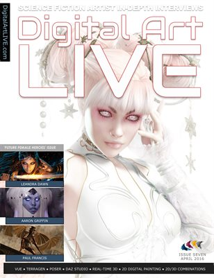 Digital Art Live issue 7