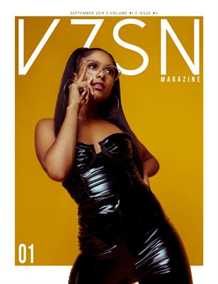 VZSN Magazine | DEBUT | Issue #4