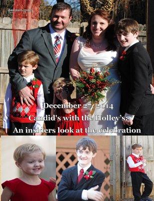 Holley Wedding Candid Photos