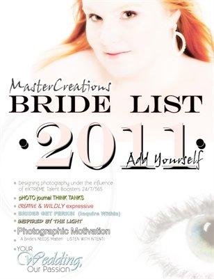 2011 Bride Brochure