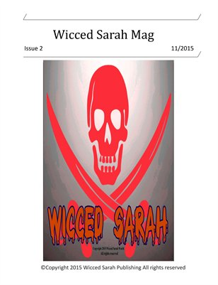 Wicced Sarah Mag