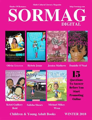 SORMAG Digital - WINTER 2018 - Children & Young Adult Books