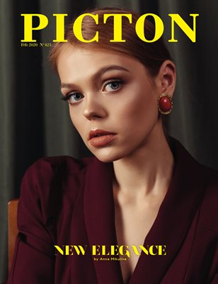 Picton Magazine February  2020 N423 Cover 1