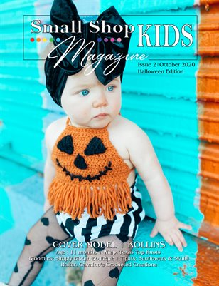Small Shop Kids Magazine Issue 2