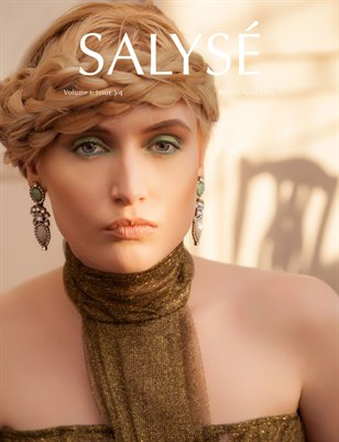 SALYSÉ Magazine | Vol 1:No 3/4 | March/April 2015 | Melanie Cover