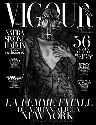 NUDE & Boudoir | July Issue 03