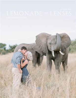 Lemonade and Lenses Wanderlust Issue (Mar/Apr 2018)
