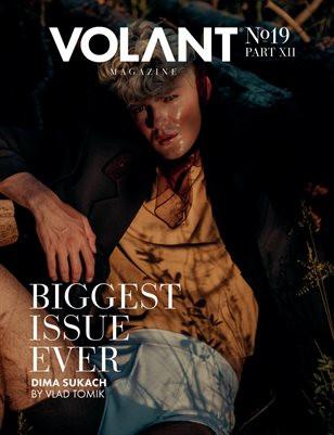 VOLANT Magazine #19 - BIGGEST ISSUE EVER Part XII