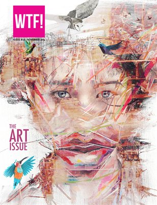 WTF! The Art Issue
