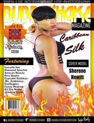 Bubble Shake Magazine Issue#33 ( Caribbean Silk)