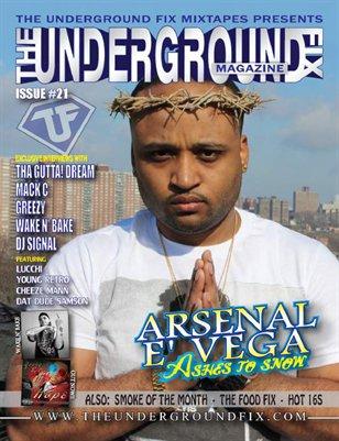 The Underground Fix Magazine Issue #21