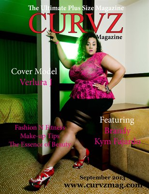 Curvz Magazine September 2013 issue