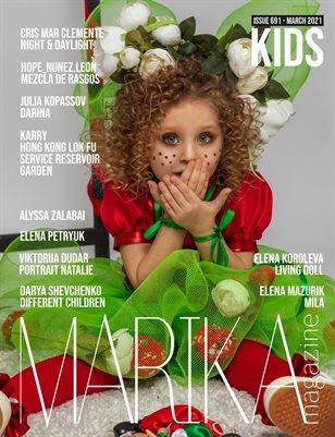 MARIKA MAGAZINE KIDS (ISSUE 691 - MARCH)