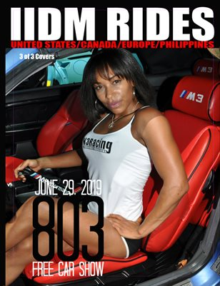 IIDM RIDES 3 of 3 Covers