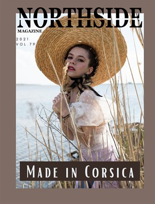 Northside Magazine Volume 79 Featuring Audrey Bieber