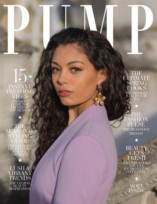 PUMP Magazine | Spring Look-book | Vol.2 | April 2020